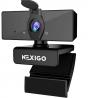 1080P Business Webcam with Dual Microphone & Privacy Cover, 2021 [Upgraded] NexiGo USB FHD Web Compu