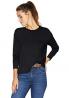 Amazon Brand - Daily Ritual Women's Jersey Long-Sleeve Boxy Pocket Tee
