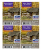 Better Homes and Gardens Rustic Country Home Wax Cubes - 4-Pack