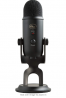 Blue Yeti USB Mic for Recording & Streaming on PC and Mac, 3 Condenser Capsules, 4 Pickup Patterns,