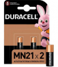 Duracell Alkaline MN21 Battery (A23 / 23A) - Pack of 2