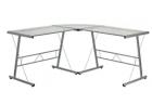 Flash Furniture L-Shaped Desk 83.5