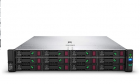 HPE ProLiant DL380 Gen10 Rack Server with one Intel Xeon 4210 Processor, 32 GB Memory, and 8 Small F
