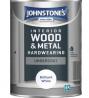 Johnstones Hardwearing Undercoat Paint 1.25L Brilliant White