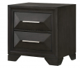 Lane Home Furnishings Nightstand black