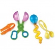 Learning Resources Helping Hands Fine Motor Tool Set Toy, Fine Motor and Sensory Toy, Fine Motor Gam