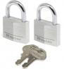 Master Lock Aluminium Padlock – Twin Pack