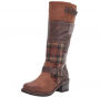 MUK LUKS Women's Zip Up Fashion Boot