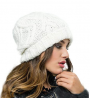 Nogewul Winter Knit Beanie Hats for Women Stretchy Warm Slouchy Knitted Thick Skull Caps
