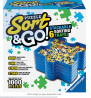 Ravensburger Sort and Go Jigsaw Puzzle Accessory - Sturdy and Easy to Use Plastic Puzzle Shaped Sort