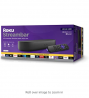 Roku Streambar 4K/HD/HDR Streaming Media Player & Premium Audio, All In One, Includes Roku Voice Rem