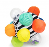 Sassy Developmental Bumpy Ball | Easy to Grasp Bumps Help Develop Motor Skills | for Ages 6 Months a