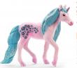 Schleich bayala, Unicorn Toys, Unicorn Gifts for Girls and Boys 5-12 years old, Elany Unicorn Foal