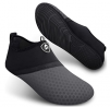 SEEKWAY Water Shoes for Womens Mens Aqua Socks for Swim Beach Pool Yoga Surf Quick-Dry Barefoot SB00