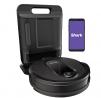 Shark IQ Robot Self-Empty XL RV101AE, Robotic Vacuum, IQ Navigation, Home Mapping, Self-Cleaning Bru