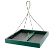Solution4Patio Homes Garden Platform Bird Feeder, Large Hanging Tray Squirrel Feeder, Maximum Bird V