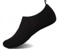 Valennia Men's Women's Water Shoes Barefoot Quick Dry Slip-on Aqua Socks for Yoga Beach Sports Swim