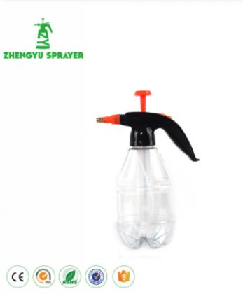 Hot Selling 0.8L/1L/1.5L Garden and Home Use White Mist Sprayer Bottle Garden Hand Pump Pressure Water Sprayer