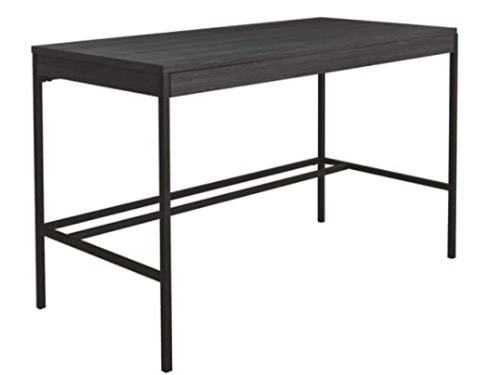 Signature Design by Ashley Yarlow Home Office Desk, Black