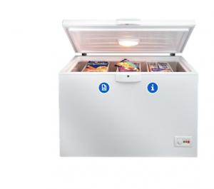 Beko Freestanding Chest Freezer | CF1300APW