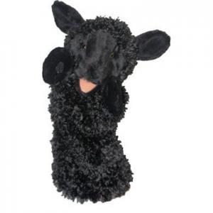 Black Sheep Long Sleeved Glove Puppet
