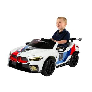 BMW M8 GTE 12V Electric Ride On with Remote Control