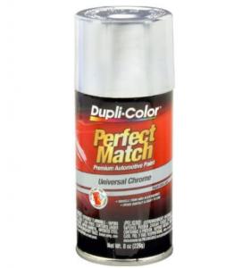 Dupli-Color BUN0200 Universal Chrome Exact-Match Automotive Paint - 8 oz. Aerosol Color: Universal C