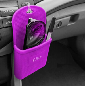 FH Group FH3022HOTPINK Hot Pink Silicone Car Vent Mounted Phone Holder (Smartphone works with IPhone