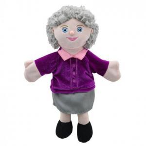 Grandma - Story Telling Puppet