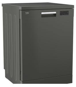 Hoover 16 Place Freestanding Dishwasher | HDPN4S603PX