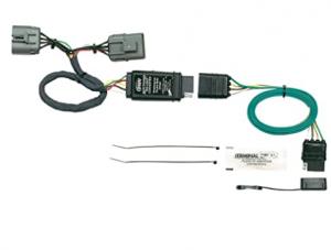 Hopkins 43505 Plug-In Simple Vehicle Wiring Kit