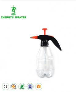 Hot Selling 0.8L/1L/1.5L Garden and Home Use White Mist Sprayer Bottle Garden Hand Pump Pressure Wat