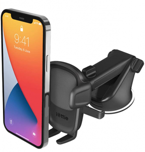 iOttie Easy One Touch 5 Dashboard & Windshield Car Mount Phone Holder Desk Stand for iPhone, Samsung