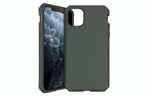 ITSkins Feronia Bio iPhone 11 Pro Case | Midnight Green