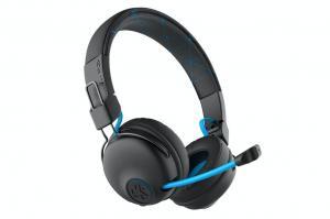 JLab Play Gaming On-Ear Wireless Headphones | Black