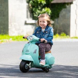 Mini Vespa Scooter 6V Electric Ride On