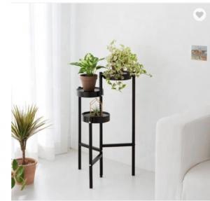 Modern metal garden display flower stand plant stand
