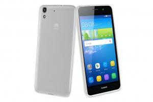 Muvit Huawei P8 Lite (2017) Crystal Soft Case | Transparent