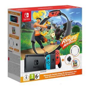 Nintendo Switch Ring Fit Adventure Bundle