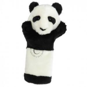 Panda Long Sleeved Glove Puppet