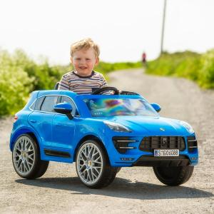 Porsche Macan Turbo 6V SUV Electric Ride On with Remote Control