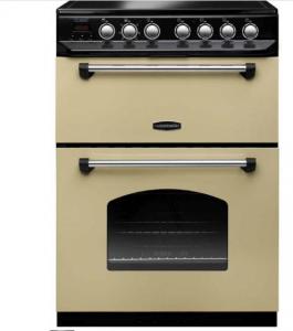 Rangemaster Classic 60cm Electric Cooker | CLAS60ECCR/C