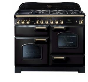 Rangemaster Classic Deluxe 110cm Range Cooker | Dual Fuel
