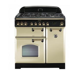Rangemaster Classic Deluxe 90cm Range Cooker | CDL90DFF
