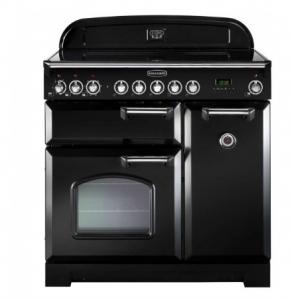 Rangemaster Classic Deluxe 90cm Range Cooker | Induction