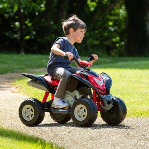 Red ATV 6V Electric Ride On