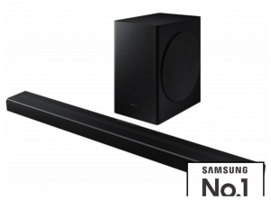 Samsung Cinematic Soundbar with Subwoofer | HW-Q60T/XU
