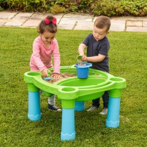 Sand and Water Play Table with Accessories
