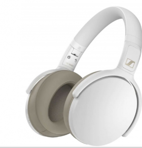 Sennheiser Wireless Noise Cancelling Headphones | HD4.50BTNC | White
