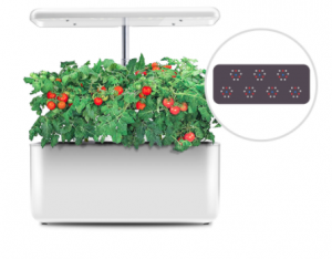 SHENPU Indoor Herb Garden Growing Kit Hydroponic Greenhouse Growing Systems